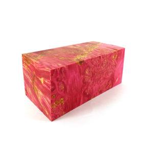 red stab wood block