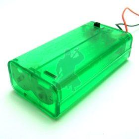 2xaa and 3xaa battery holder boxes