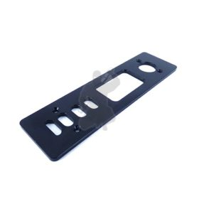 dna75c faceplate step can screws