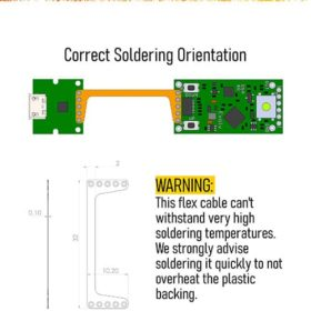 Steelabs dna60 connector ribbon cable