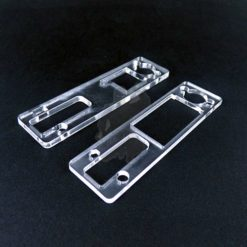 screen and board holder / mount for Evolv DNA75C boards when used in a mod enclosure