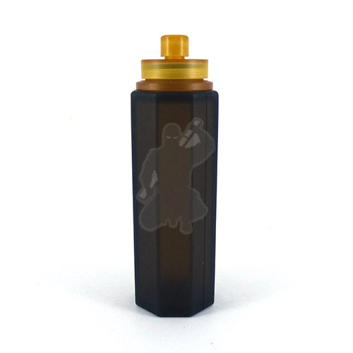 squonk refill bottle. Best UK squonk refill bottle. Black and Ultem.