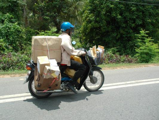 Slow mail bro?
