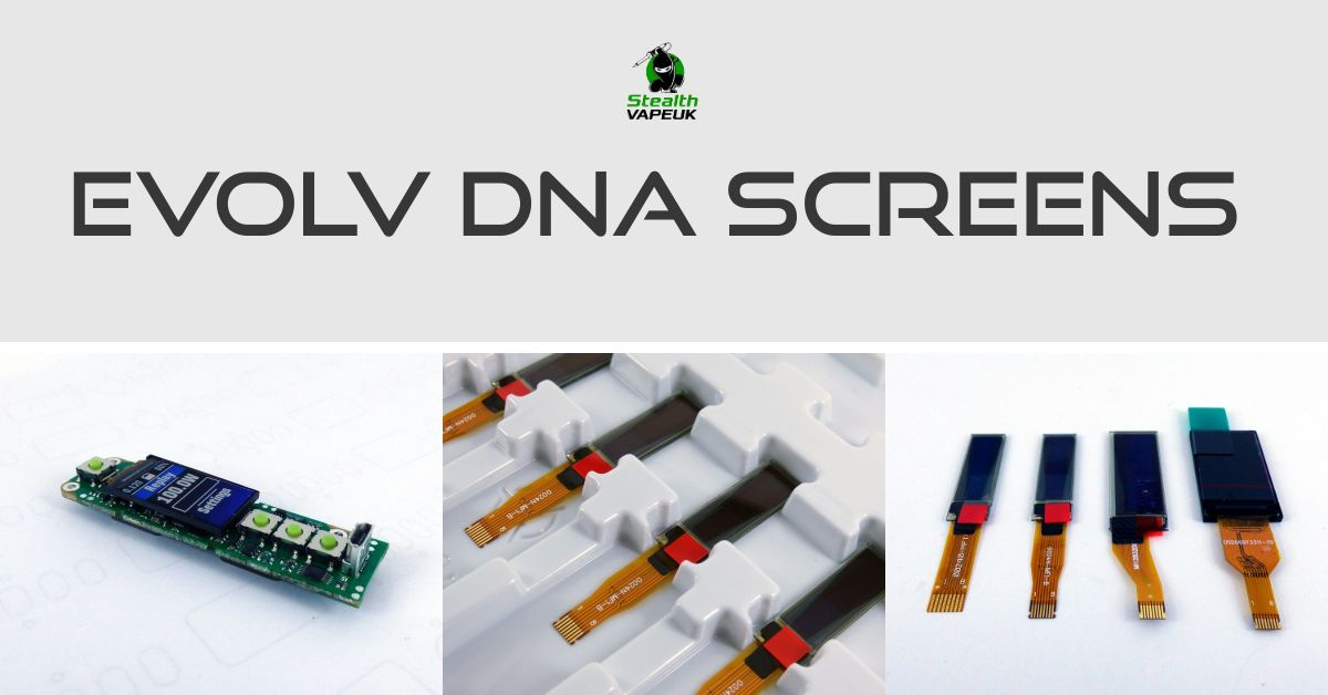 dna screen replacement