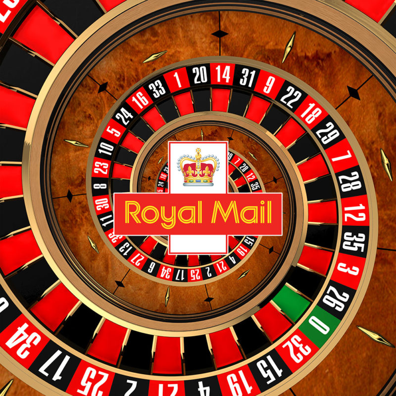 Royal Mail Roulette