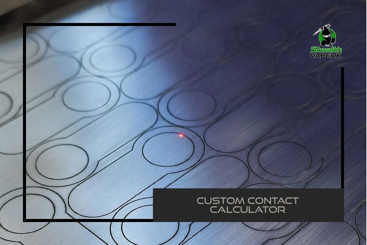 custom contact calculator
