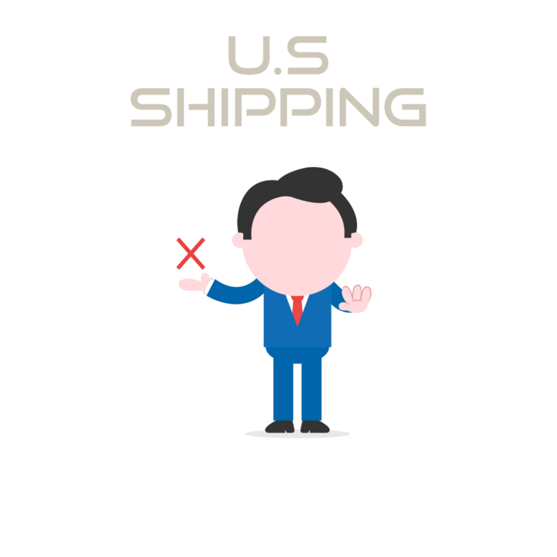 shipping to united states